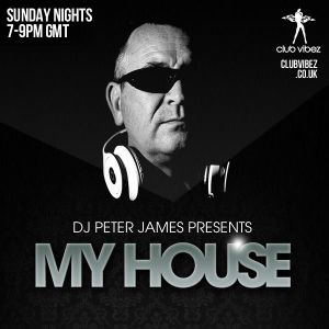Peter James Live @ Clubvibez Radio 221115