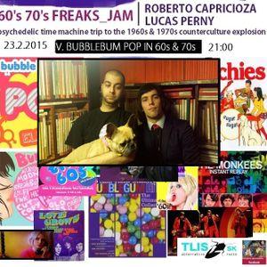60's 70's FREAKS_JAM: V. bubblegum pop