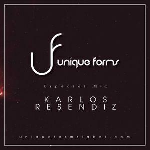 Karlos Resendiz Guest Mix @ Unique Forms