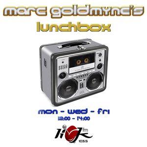 Goldmyne's Lunchbox - 15th April 2016