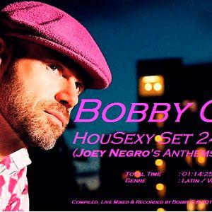 Bobby G - HouSexy Set 24 (Joey Negro's Anthems)