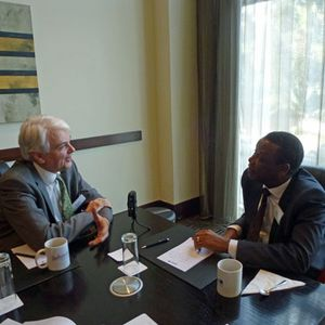 President Pierre Buyoya talks about the African Union in the Sahel and Mali