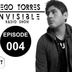 Diego Torres - Invisible Radio #004