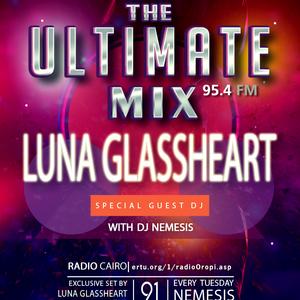 Nemesis - The Ultimate Mix Radio Show (017) 21/4/2015 (Guest Luna Glassheart)