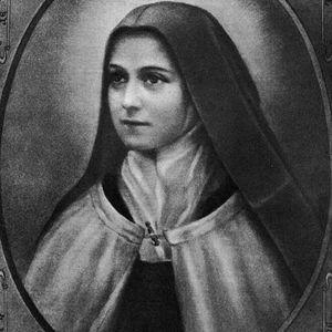 (1) 'Therese von Lisieux' Teresia a Matre Dei OCD