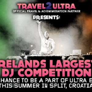 Travel 2 Ultra DJ Competition 2015