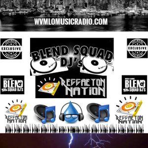 blendsquad reggaeton mix DJLWi$E....