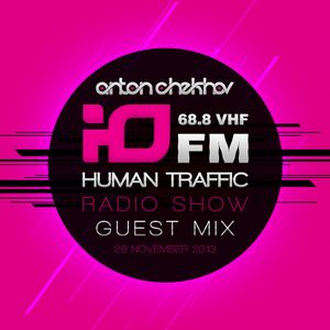 Human Traffic Radio Show Guest Mix @ UFM, 29.11.13