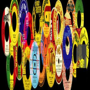 02.09.16 ALL VINYL Reggae Time Jackie'Allsorts' AKA ''DADDYVINYL