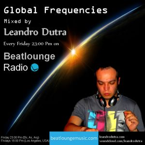 Leandro Dutra - Global Frequencies Episode 174 (18-01-2013)