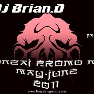 DJ Brian.D - Bonzai Promo Mix 2 part 1