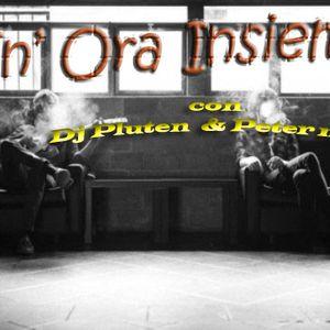 """PRIMA PUNTATA DEL PROGRAMMA """"UN ORA INSIEME"""". CONDOTTO DA DJ PLUTEN E PETER MIX"""
