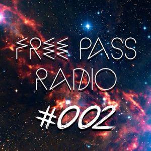 FREEPASS RADIO #002 Lucas Ser