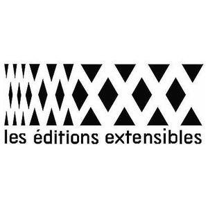 Les Editions Extensibles - Sur la page abandonnée, recueil de récits par 23 jeunes artistes