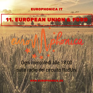 #IT EUROPHONICA - FOOD & EUROPEAN UNION