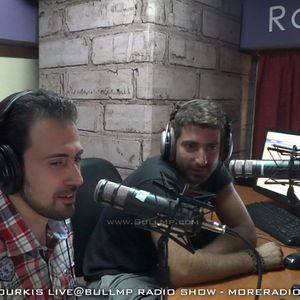 Christos Fourkis Interview@BullMp Radio Show - Moreradio (Saturday 20-10-2012)