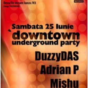 Mishu & Bruno George - Live @ Downtown Underground [part 1]
