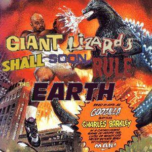Giant Lizards shall soon rule the Earth! February 20th, 2013