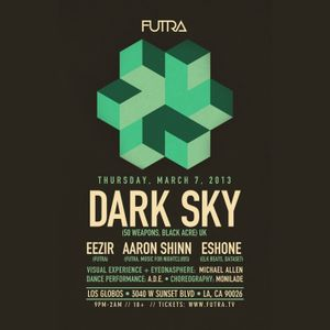 EEZIR - DJ Set From FUTRA @ Los Globos 3.7.13