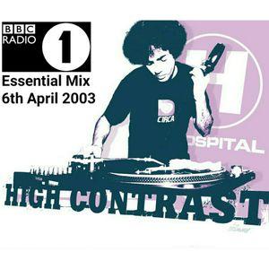 BBC Radio 1 Essential Mix - High Contrast (6 April 2003 ...