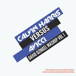 CALVIN HARRIS VERSUS AVICII MASHUP VOL 1