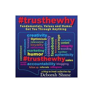 #trusthewhy Contributor Leadership Author Emily Bennington
