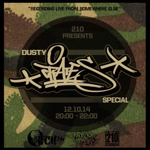 210 Dusty Crates Special 1. // Trackside Burners x ITCH FM //