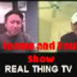 Isamu and Paul Show