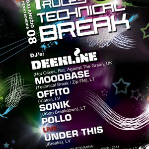 Pollo @ Technical Break - Special B-Day Mix / ZIP FM (2011-03-17)