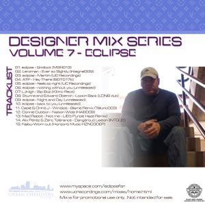 Designer Mix Series Volume 7 :: Eclipse