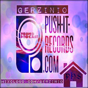 Gerzinio Push_it_records_promo_podcast