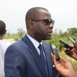 Bargny Ville Verte: Le Secrétaire  Général,  Ousmane Kassé du Pole salue le projet d'aménagement