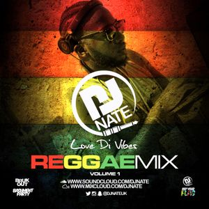 DJ Nate - Reggae Mix - Love Di Vibes Part 1 by DJ NATE