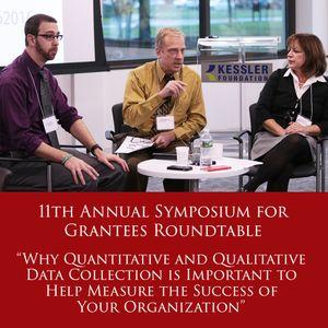 2016 Grantee Symposium Roundtable