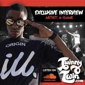 TwinnyTwin.com Presents: A-Game x DJ Twinny Twin Interview