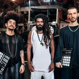 Todo Brasil 089 (27 February 2019 @ Radio Scorpio) (picture: Heavy Baile)