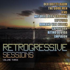 Retrogressive Sessions - Volume III