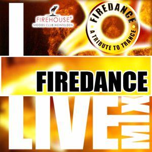 Live Mix - Firedance - Firehouse Weinfelden - 09.02.2013