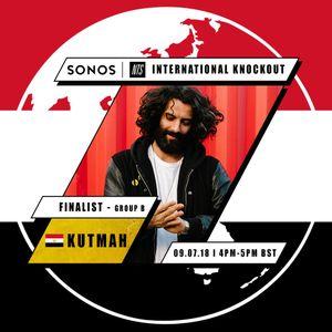 Kutmah - Egypt: Sonos International Knockout Final - 9th July 2018