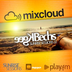 Sunrise Session 22 mixed by Kgee