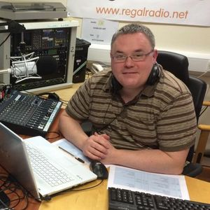 Chris Knox on Regal Radio - 15 May 2015