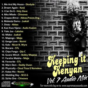Keeping It Kenyan Vol 7