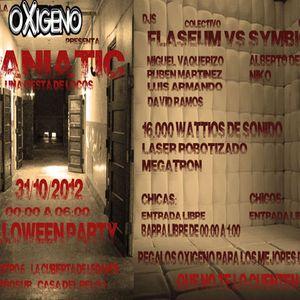 Maniatic Podcast mixed by: Niko & Alberto Del Pino aka Symbiotic