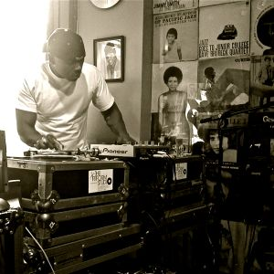 Soul Circle Radio Show 5.28.2011 DJ Rob Swift Pt. 2