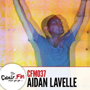 Colair.FM #37 Guest Aidan Lavelle