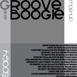 ŠPAGY - Groove Boogie #2012