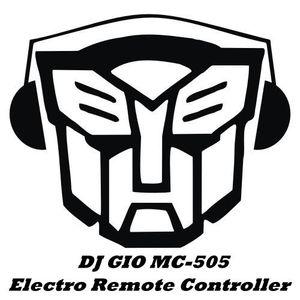 DJ GIO MC-505 @ ELECTRO REMOTE CONTROLLER # 25 [July 2006]