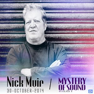 Black 8 - Mystery Of Sound - Episode 015 - October - 2014 - (Guest Nick Muir) @DI.FM