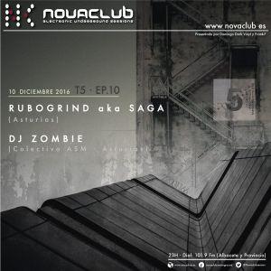 Dj Zombie - Novaclub 2016