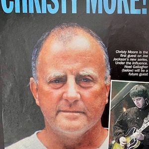 Christy Moore: The music That Made Ma